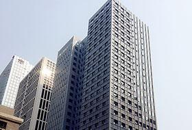 承建的青岛二十二世纪大厦